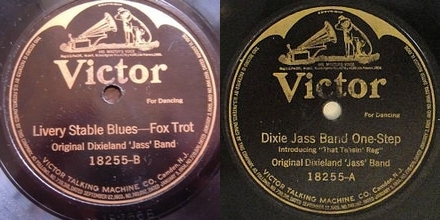 2 first jazz recordings